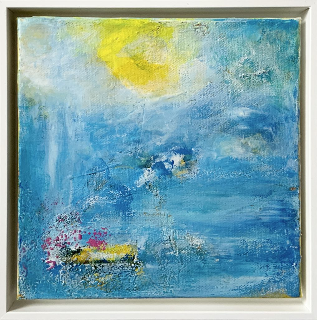 Dream of the sun 20x20cm